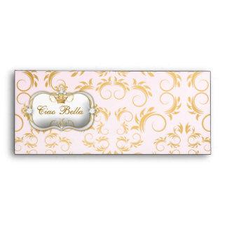 311-Ciao Bella Gold Divine Envelopes