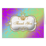 311 Ciao Bella Golden Divine Amethyst Rainbow Greeting Cards