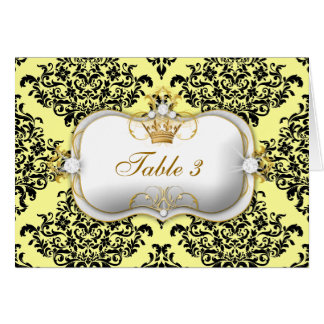 311 Ciao Bella & Lovey Dovey Damask Lemon Card