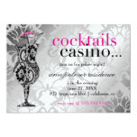 311 Cocktails & Casino Lace Card