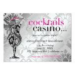 311 Cocktails & Casino Lace Custom Announcement