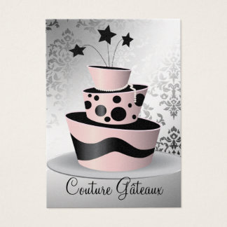 311 Couture Gâteaux Premium Pearl Paper Business Card