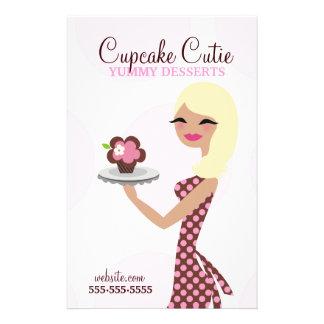 311 Cupcake Cutie Blonde Flyer