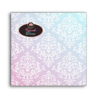 311-Cupcake Divine Dreamy Envelope