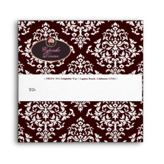 311-Cupcake Divine Solid Envelope