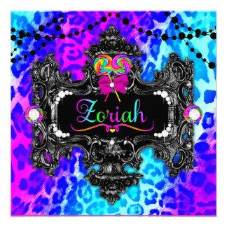 311 Custom Candy Wonderland Leopard Announcements