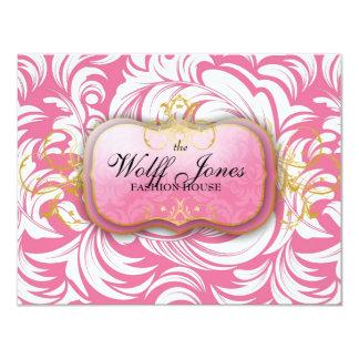 311-Custom Wolff Jones Compliment Card