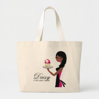 311 Daisy Cupcake Cutie African American Bags