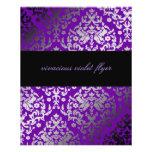 311-Dazzling Damask Vivacious Violet Flyer