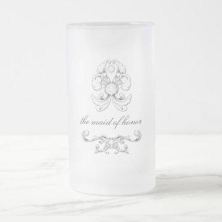 311-Diamond Luxe Maid of Honor Mug
