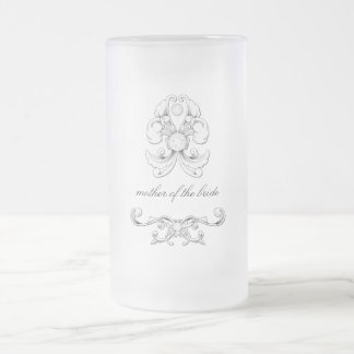 311-Diamond Luxe Mother of the Bride Mug
