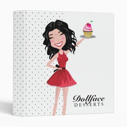 311 Dollface Desserts Indie Binder