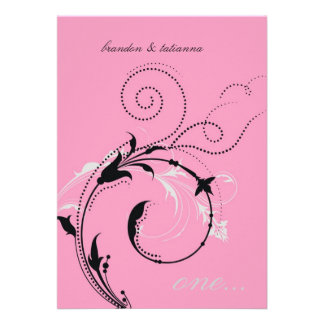 311-Dotted Desire |  Pink Invite