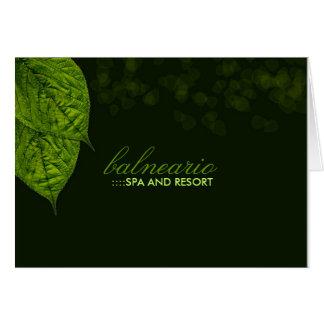 311 Dream Leaf Card
