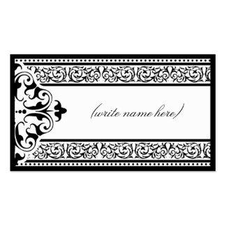 311 ELEGANT NAME CARD