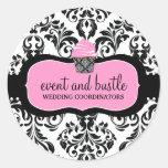 311 Event & Bustle Cupcake Sticker