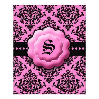 311 Fancy Schmancy Pink Flyer