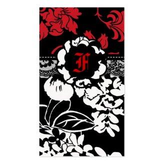 311-FLOWER FLAUNT RED