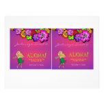 311-Flower Shower Candy Wrappers Blonde Custom Letterhead