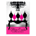 311 Glitzie Candie Large Business Cards (Pack Of 100)