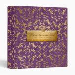 311-Golden adivinan la carpeta de la púrpura de la