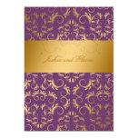 311-Golden adivinan púrpura de la berenjena del | Comunicados