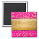 311-Golden adivinan rosa de la pasión del imán del