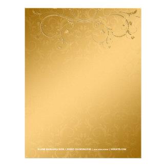 311-Golden diVine letterhead