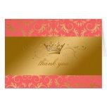 311-Golden diVine Mango Greeting Cards