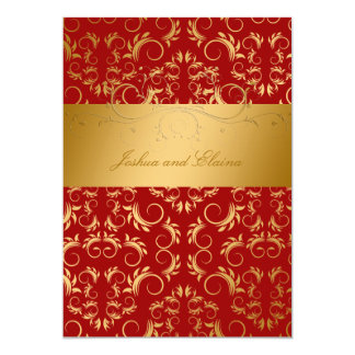 311-Golden diVine | Sweet Cherry Red Card