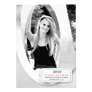 311-Graduation Announcement | Invitation