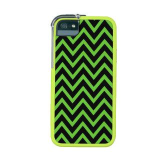 311 Green Black Chevron Phone SE/5/5s Case