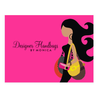 311-Handbag Party Postcard
