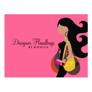 311-Handbag Party Postcard