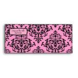 311-Icing en el sobre del regaliz del rosa de la t