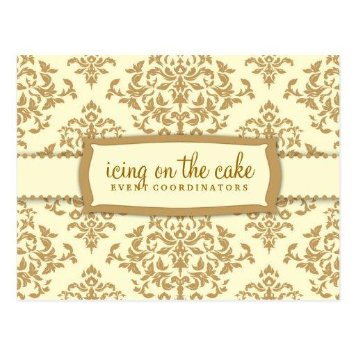 311-Icing en la torta - Buttercream Postal
