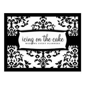 311-Icing en la torta - el helar del azúcar Postal