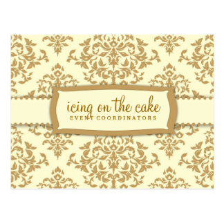 311-Icing on the Cake - Buttercream Postcard