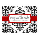 311 Icing on the Cake Cherry Frosting Post Card
