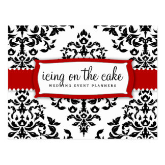 311 Icing on the Cake Cherry Frosting Postcard