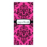 311 Icing on the Cake Hot Pink Custom Rack Card