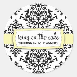 311 Icing on the Cake Lemon Sticker