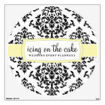311 Icing On the Cake Lemon Wall Decal