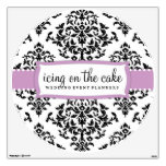 311 Icing On the Cake Lilac Wall Decal