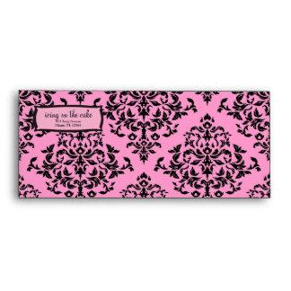 311-Icing on the Cake Pink Liquorice Envelope