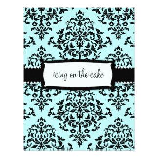 311-Icing on the Cake Something Blue Address Label Flyer