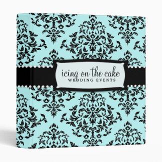 311 Icing on the Cake - Something Blue Binder