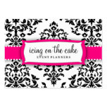 311 Icing on the Cake Strawberry Frosting Chubby Business Cards