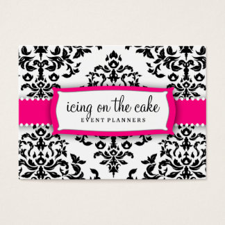 311 Icing on the Cake Strawberry Frosting Chubby Business Card