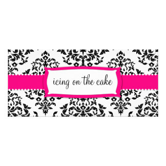 311 Icing on the Cake Strawberry Rack Card